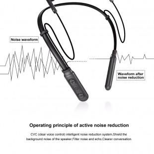 هندزفری بلوتوث دو گوش بیسوس مدل Baseus encok neck hung bluetooth earphone S16 NGS16-01