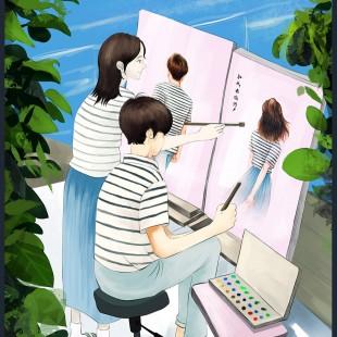 پاور بانک بیسوس Baseus PPM25-NH02 small Q illustration 1000mAh for boys