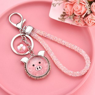 جاسوئیچی طرح خرس Cute bear design keychain 73-22