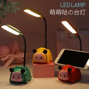 چراغ مطالعه رومیزی طرح حیوانات Animals desk light night