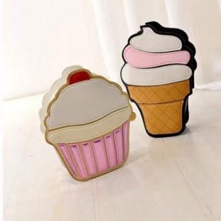 کیف فانتزی طرح دسر Dessert design handbag