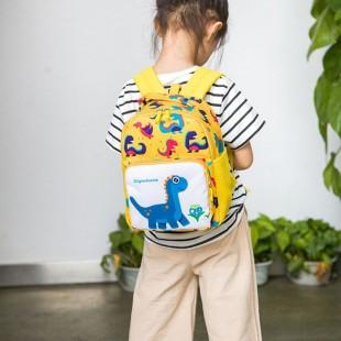 کوله پشتی فانتزی طرح دایناسور Dinosaur design backpack