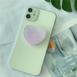 پاپ سوکت قلبی طرحدار Cute heart designs Pop sockets
