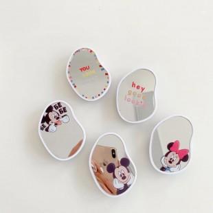 پاپ سوکت آیینهای میکی موس Micky mouse mirror design Pop socket