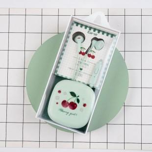 هندزفری فانتزی طرح گیلاس ایرسیر Earsir E-230 cherry juice earphone