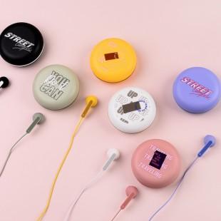 هندزفری فانتزی اسپورت دید DiiD ED-1025 fashion sport earphone