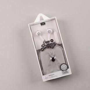 هندزفری فانتزی طرح دایناسور  DiiD cute dinosaur earphone