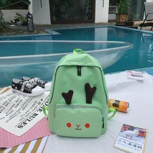 کوله پشتی گوزن کارتونی Cute deer cartoon backpack