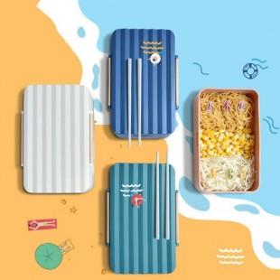 باکس غذا   Separated children's lunch box
