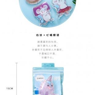 کیسه آب گرم و سرد فانتزی Mini cute portable gel ice pack