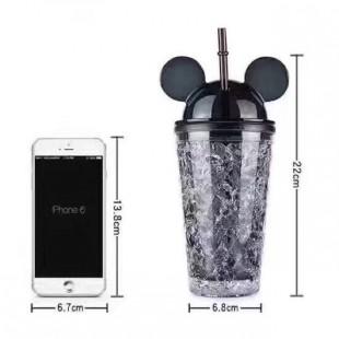 قمقمه یخی میکی موس Micky mouse ice cup tumbler
