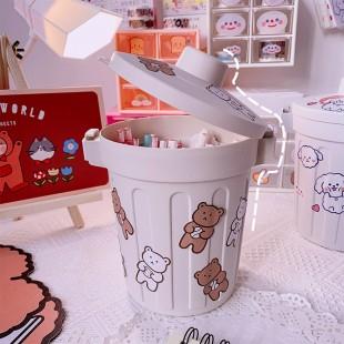 جا خودکاری کارتونی Cute Japanese cartoon pen holder