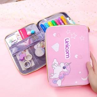 جامدادی یونیکورن Unicorn pencil case