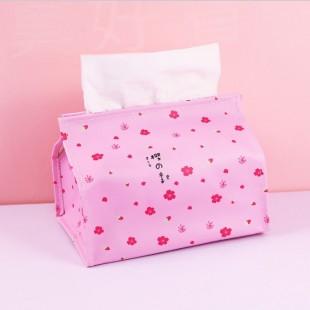 جا دستمال کاغذی Lovely flower tissue household