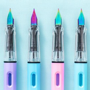 خودکار قابل شارژ Fountain replaceable pen