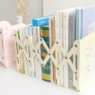 قفسه کتاب تنظیم پذیر کارتونی Lovely cartoon extendable book shelf
