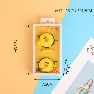 هندزفری فانتزی طرح لاین KN-211 Line sticker earphone