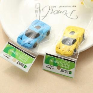 پاکن طرح ماشین Racing car modeling creative novel student's eraser