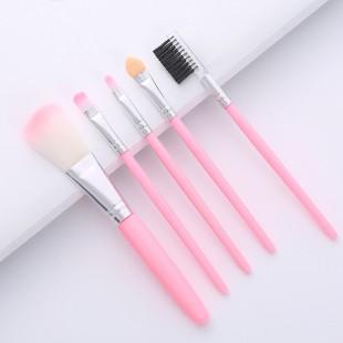 ست براش صورتی Manufacturer wholesale makeup brush set