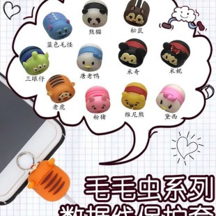 محافظ سر کابل حیوانات کارتونی