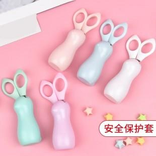 قیچی قابل حمل خرگوشی Cute bunny portable utility scissors