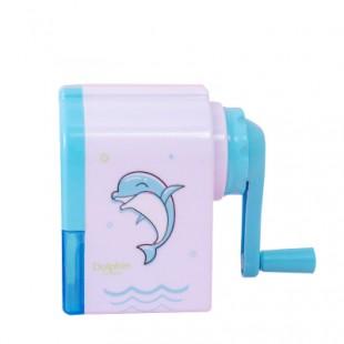مداد تراش طرح دلفین و اسب تک شاخ Stationary cartoon automatic pencil sharpener
