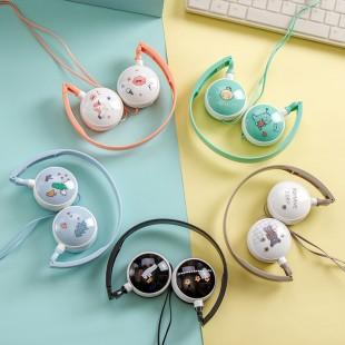 هدفون فانتزی کارتونی Fashion cartoon headphone GJ-06A