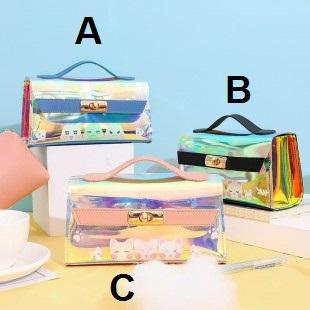 کیف دستی هولوگرامی Cute cartoon hologram purse