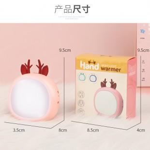 گرم کننده دست و چراغ خواب فانتزی Handwarmer