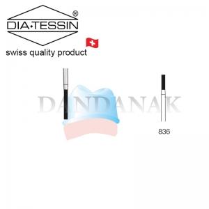 836  فرز الماسه فیشور متوسط  استاندارد تراش (standard)