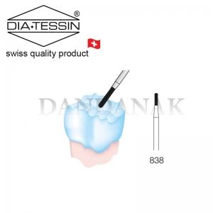 SG 838  فرز الماسه فیشور کوتاه روند اند مشکی تراش (super coarse)