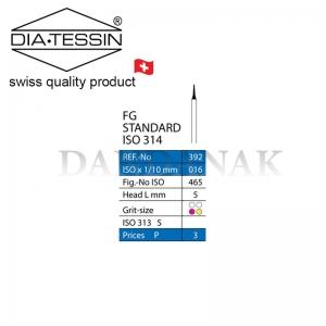 392  فرز الماسه اینترپروکسیمال  استاندارد تراش (standard)