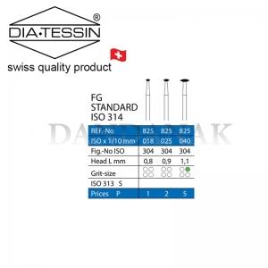 825  فرز الماسه عدسی  استاندارد تراش (standard)