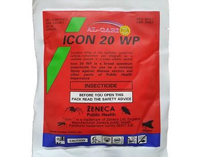 حشره کش خانگی آیکون ICON 20 WP