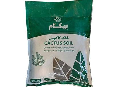 خاک کاکتوس بهکام (2 لیتری)