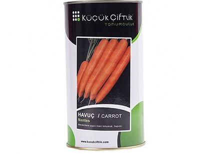 بذر هویج استاندارد نانتس KC