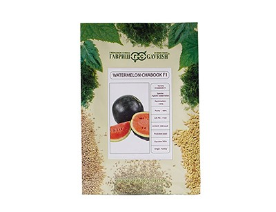بذر هندوانه هیبرید چابک (شوگر بیبی) گاوریش