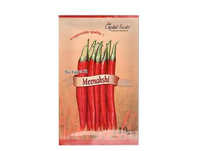 بذر فلفل تند هیبرید میناکشی کریستال سیدز