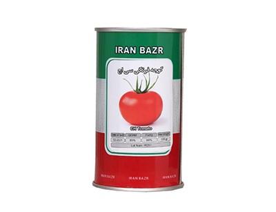 بذر گوجه فرنگی استاندارد سی اچ ایران بذر