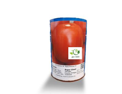 بذر گوجه فرنگی استاندارد سوپر چف بیکر هلند