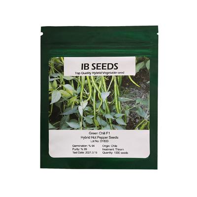 بذر فلفل قلمی تند هیبرید گرین چیلی IB SEEDS