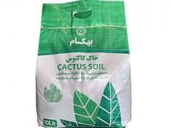 خاک کاکتوس بهکام (10 لیتری)
