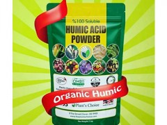 کود هیومیک اسید پودری پلنت چویس آمریکا