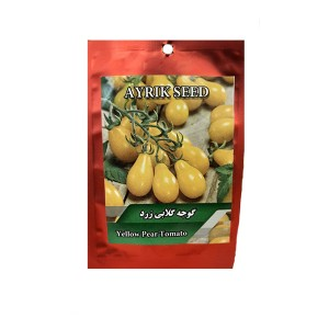 بذر گوجه گلابی زرد آیریک