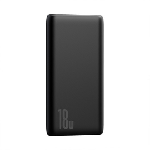 پاوربانک 10000 میلی آمپر بیسوس مدل Baseus Bipow Quick Charge Power Bank PD+QC 10000mAh 18W PPDML-04