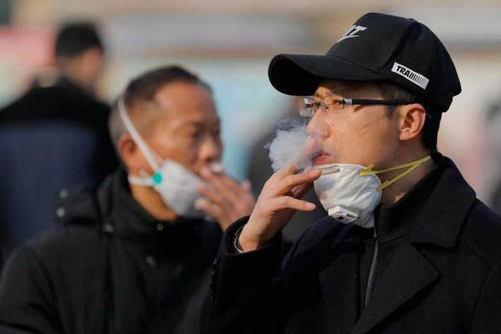 سیگار کشیدن شما را در برابر کرونا ایمن میکند؟