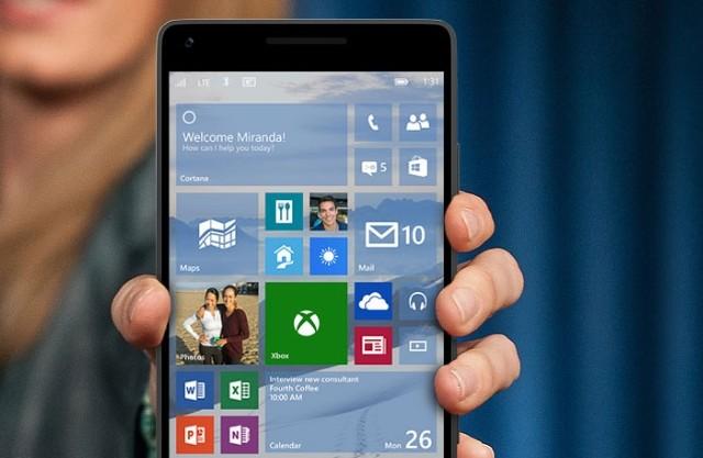 آپدیت ویندوز 10 موبایل در آستانه انتشار