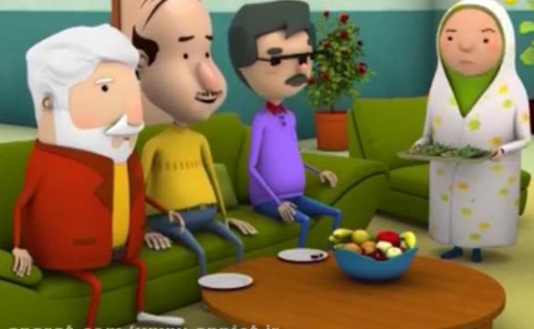 ویدئو : عیب هر کس را به خودش نگو