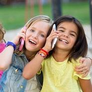 گوشیهای هوشمند، اسباببازی جدید بچهها