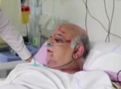 ویدئو :    نخستین فیلم منتشر شده از فخیم زاده در بیمارستان